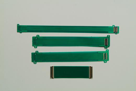 延長基板(カードエッジ接続) マイクロトリップline構造